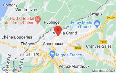 2 Rue des Frères Tassile, 74100 Annemasse