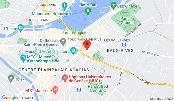 Location map Apartment for sale, Genève