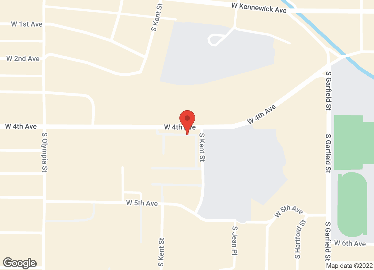 Google Map of VCA Vineyard Animal Hospital