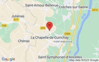 1087 Route du Bel Avenir, 71570 La Chapelle-de-Guinchay, France