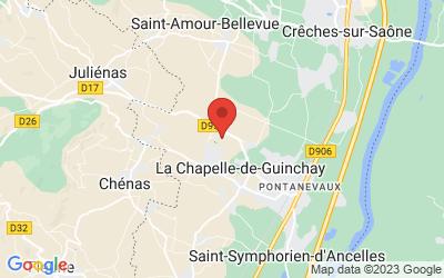 Les Paquelets 71570 La chapelle-de-guinchay