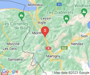 Karte für Grotte aux Fées