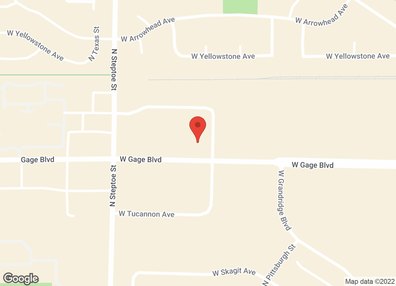Google Map of VCA Meadow Hills Animal Hospital