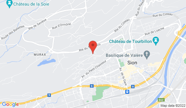Location map House for sale, Sion