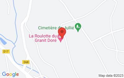 La Pouge, 69840 Jullié, France