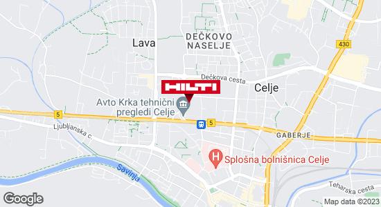 Hilti Store Maribor