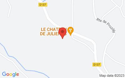 Château de Juliénas, 69840 Juliénas, France
