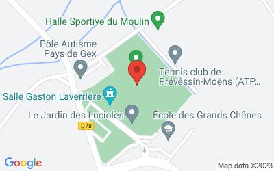1168 Route du Stade, 01280 Prévessin-Moëns