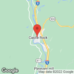 Castle Rock Water Treatment Plant on the map