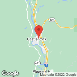 Castle Rock Storage on the map