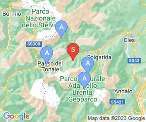 Karte für Val di Sole/Folgarida-Marilleva
