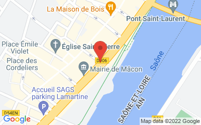 Quai Lamartine, 71000 Mâcon, France