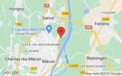 avenue Pierre Bérégovoy, 71000 Mâcon, France