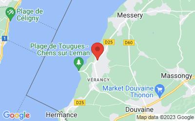 1568 Rue du Léman, 74140 Chens-sur-Léman, France