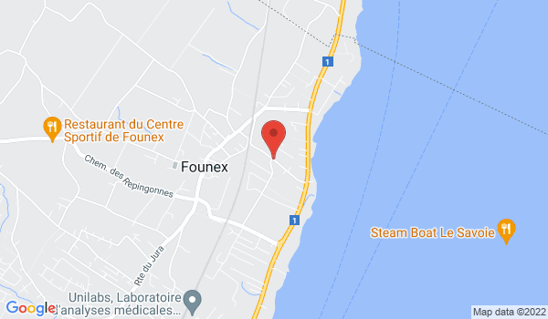 Location map House for sale, Founex