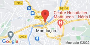 Carte de Welcom preprod Montlucon