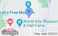 Map of Long Beach, WA