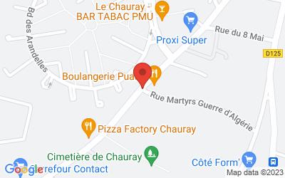 6 Rue des Martyrs de la Guerre d'Algérie, 79180 Chauray, France