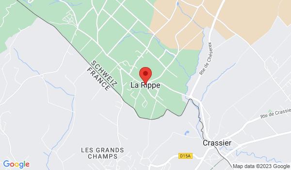 Google map positionnant le bien Chaleureuse villa diposant d'une situation privilégiée