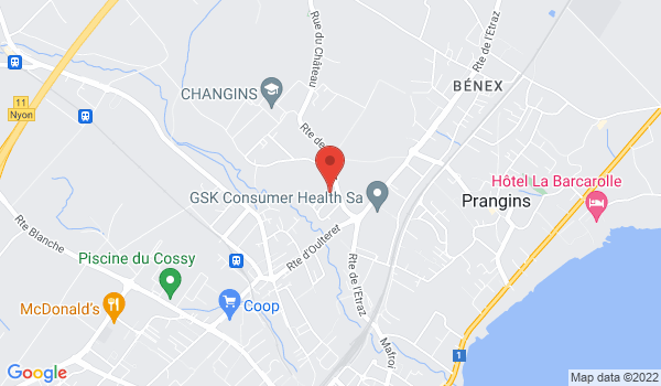 Google map positionnant le bien Appartement de 4,5 pièces