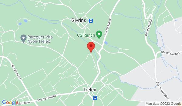 Location map House for sale, Trélex