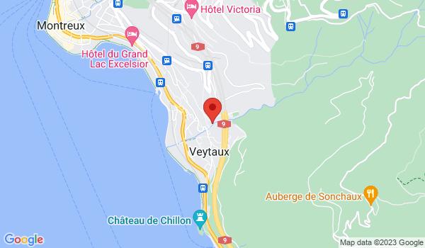 Location map Apartment for sale, Montreux