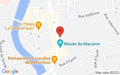 52 boulevard de Strasbourg, 86500 Montmorillon