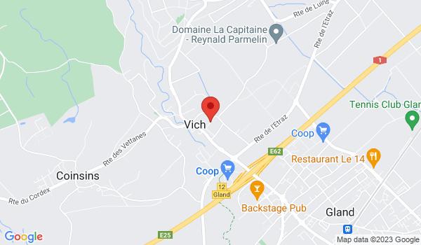 """Google map positionnant le bien Villa mitoyenne de standing """"MINERGIE"""" d'env. 160m2"""