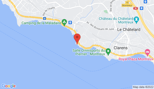 Location map House for sale, Montreux