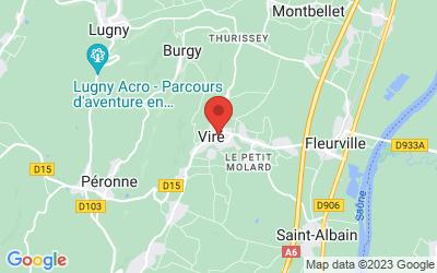 1 Rue de la Cave, 71260 Viré, France