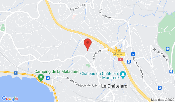 Location map House for sale, Chailly-Montreux