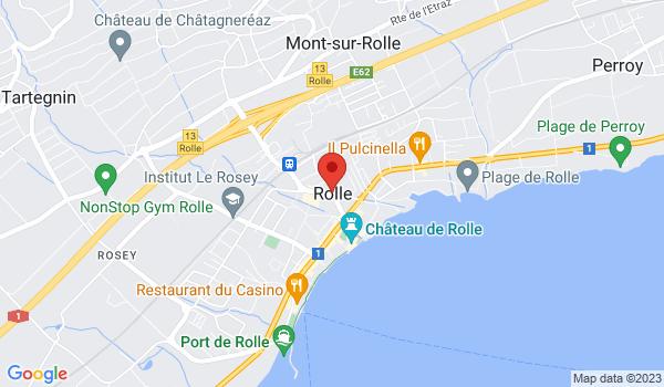 Google map positionnant le bien Appartement de 1,5 pièces entièrement rénové - Dernière opportunité!