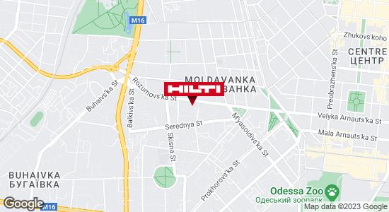 Нова пошта, м.Одеса, Відділення №3