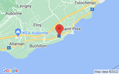 Route de Buchillon 41, 1162 Saint-Prex, Switzerland