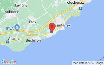 Route de Buchillon 41, 1162 Saint-Prex, Switzerland