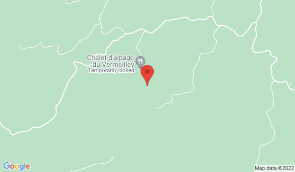 Google map positionnant le bien Villa-chalet individuelle avec vue lac