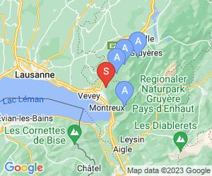 Karte für Les Pléiades