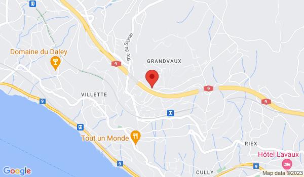 Location map House for sale, Grandvaux