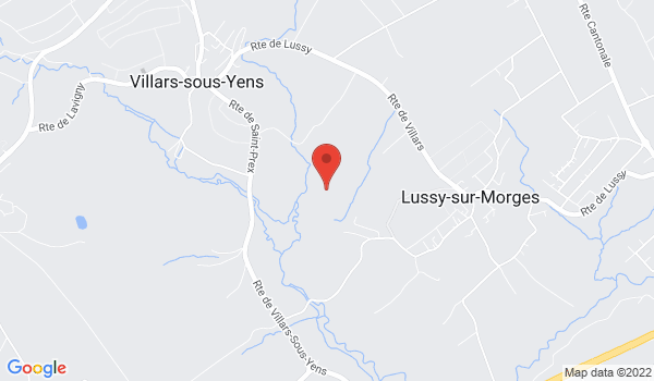 Location map House for sale, Lussy-sur-Morges
