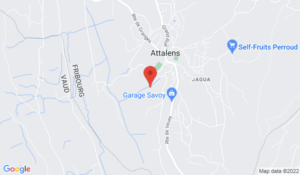 Location map House for sale, Attalens