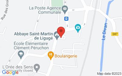 86240 Ligugé, France