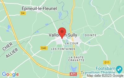 Association D'Arts en Arts Culinaires Vallon-en-Sully