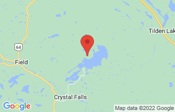 Map of Crystal Falls
