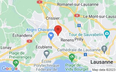 Rue de Lausanne 7, 1020 Renens, Vaud