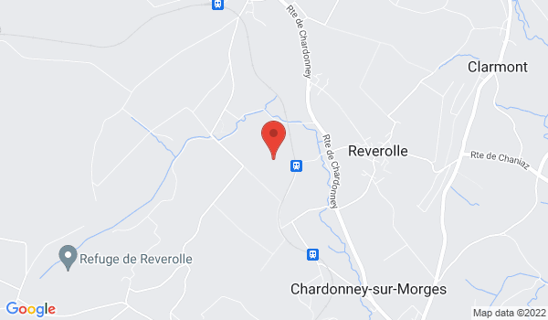 Location map House for sale, Reverolle