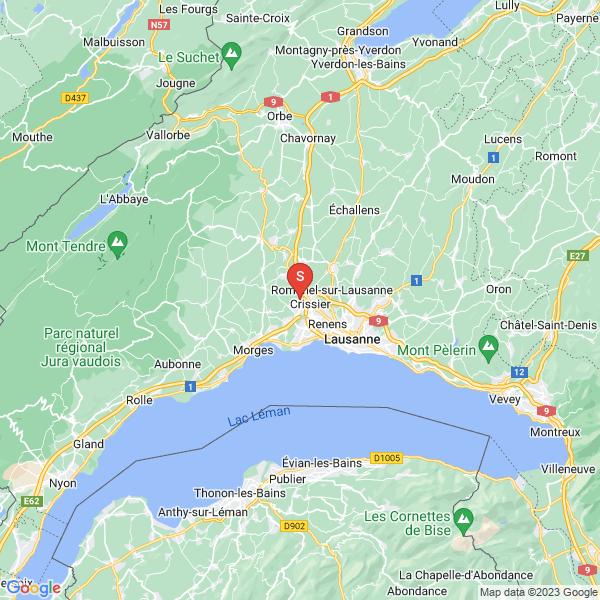 Novotel Lausanne Bussigny