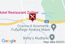 Hotel Restaurant Zollner - Karte