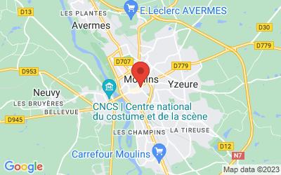 10 cours Jean Jaurès - 03000 Moulins