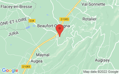 1 Route Orbagna 39190 BEAUFORT