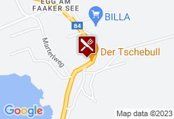 Tschebull - Karte